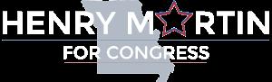 Henry Martin For Congress